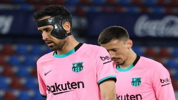 HASIL Liga Spanyol, Misi Barcelona Gulingkan Atletico Madrid Gagal, Gelar La Liga Melayang?