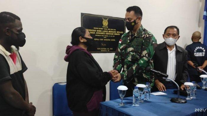 Panglima HadiTjahjanto Bilang Sudah Tindak 2 Oknum TNI AU Pelaku Kekerasan di Merauke, Akan Dimutasi