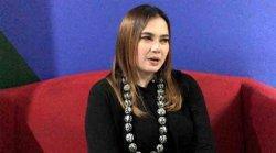 Catherine Wilson ditemui di kawasan Mampang Prapatan, Jakarta Selatan, Kamis (18/2/2021).