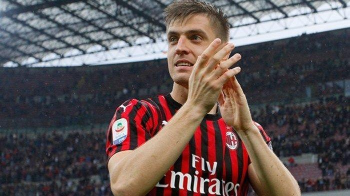 Curahan Hati Piatek, Tinggalkan AC Milan Gegara Ada Zlatan Ibrahimovic, Sakit Hati?