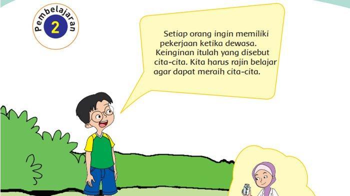 Kunci Jawaban Tema 6 Kelas 4 Halaman 14 16 17 21 Buku Tematik Pembelajaran 2 Subtema 1 Tribunnews Com Mobile