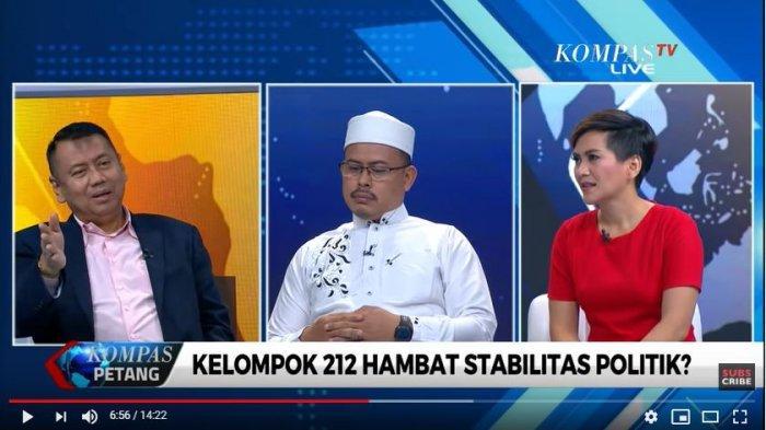 Tito Karnavian Sebut PA 212 Hambat Stabilitas, Kapitra Ampera: Saya Pikir itu Candaan Pak Tito