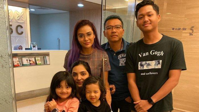 Keluarga Anang Ashanty