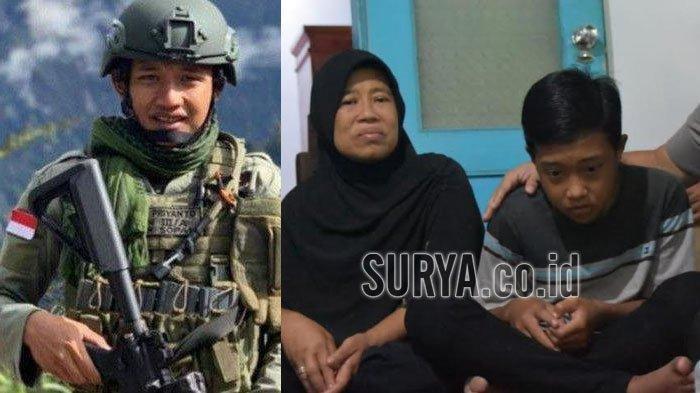 Gugur di Papua, Jenazah Bharada Doni Priyanto akan Dikawal Polisi Menuju Rumah Duka di Dusun Krajan