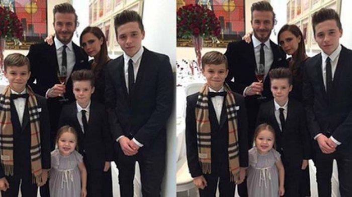 David dan Victoria Beckham Jual Rumah Megah di Los Angeles Senilai Rp 500 M