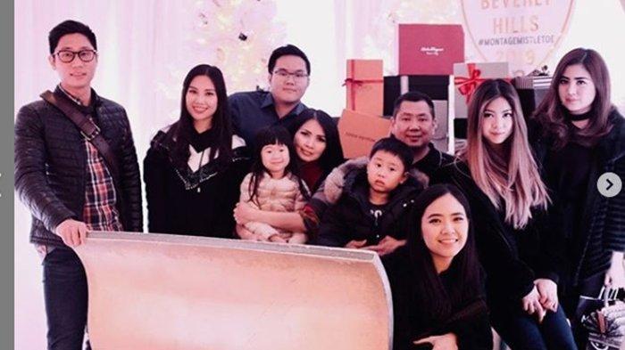 Jadi Pemenang Lelang Motor Listrik Jokowi, Ini Sosok Warren Tanoesoedibjo Bersama Keluarga
