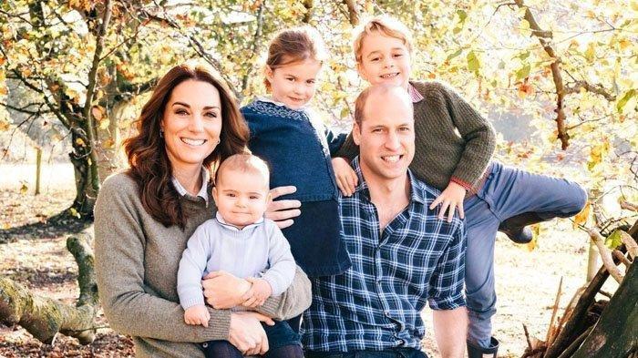 Selain Bisa Bela Diri, Pengasuh Anak Kate Middleton dan Pangeran William Dilarang Ucapkan Kata Ini