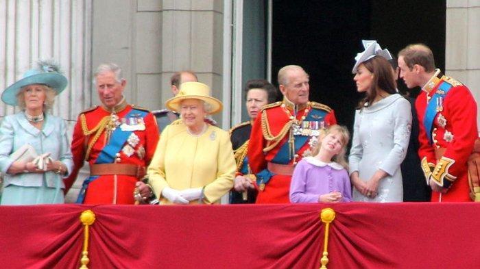 Berpisah 9 Bulan Karena Covid-19, Ratu Elizabeth dan Keluarga Kerajaan Inggris Berkumpul Kembali