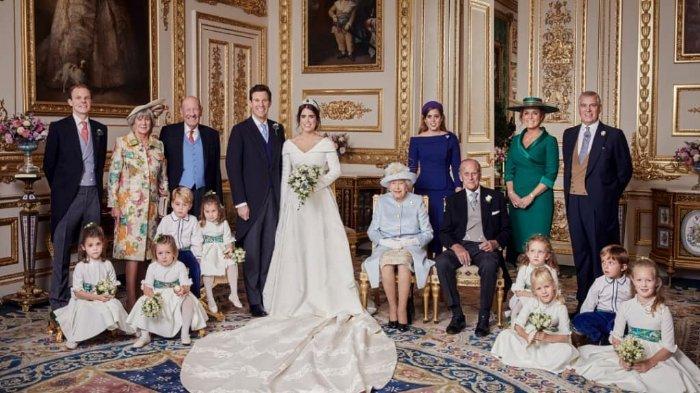 Tradisi Unik Keluarga Kerajaan Inggris Rayakan Natal