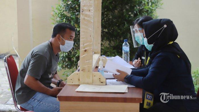 17 Keluarga Korban Sriwijaya Air Belum Menyerahkan Sampel DNA