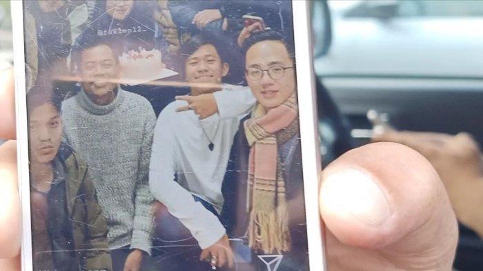 Yusuf Azhar, mahasiswa yang dievakuasi dari Wuhan, China