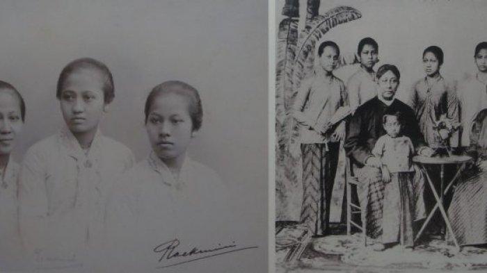 Keluarga RA Kartini.