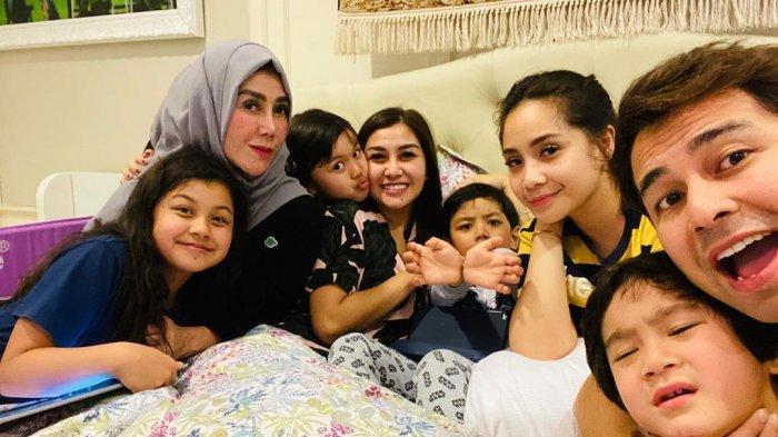 Kerap Dituding Menumpang di Rumah Raffi Ahmad, Nisya Ahmad Putuskan Pindah Rumah Setelah 7 Tahun