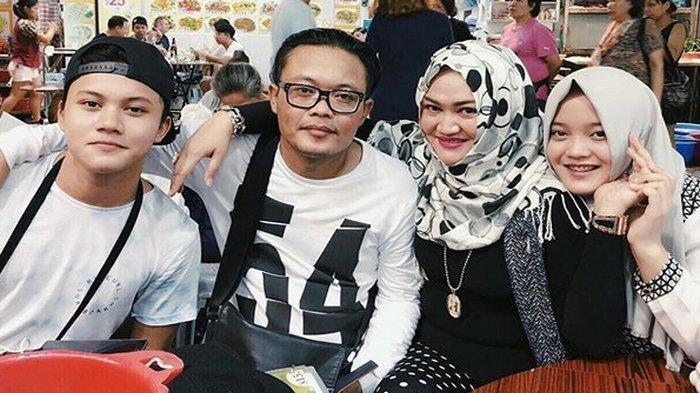 Rizky Febian, Sule, Lina, dan Putri Delina (instagram)