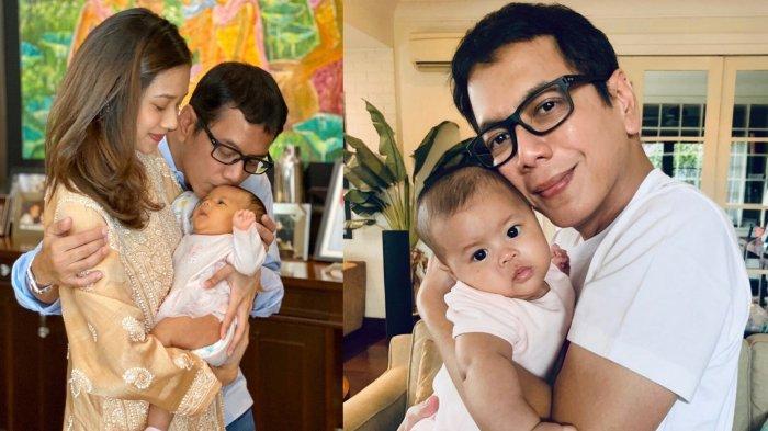 Salima Putri Bungsu Wishnutama dan Gista Putri Berusia 7 Bulan, Intip Kedekatannya dengan Sang Kakak