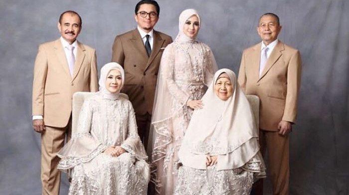 Rayakan Idul Adha Bersama Keluarga Suami di Malaysia, Laudya Cynthia Bella Cicipi Masakan Mertua