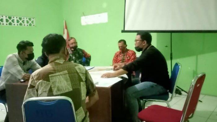 Kelurahan Meteseh ikuti Pelatihan Penyusunan Profil Desa