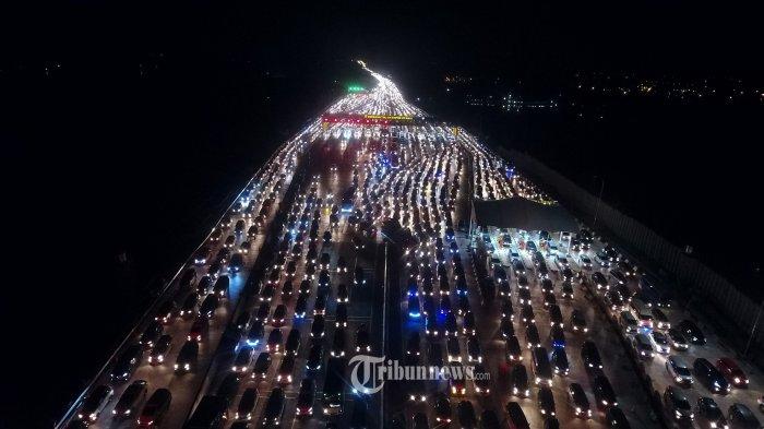 Antisipasi Kemacetan Arus Mudik Idul Adha, Polri Siapkan Rekayasa Lalin Contraflow dan One Way