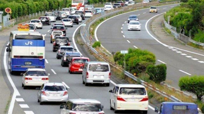 Pelatihan Transportasi untuk Pembukaan Olimpiade Jepang Libatkan 140 Bus