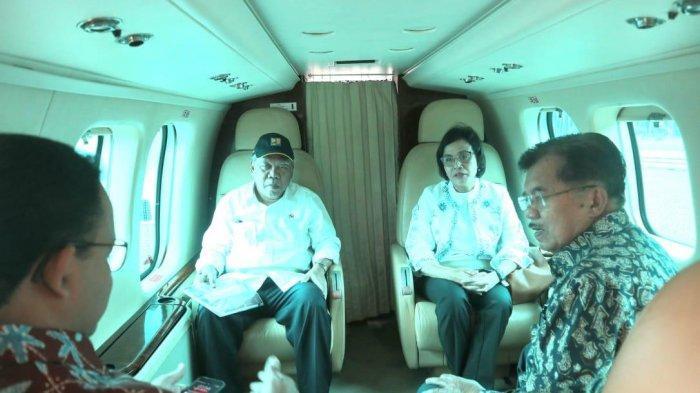 Wapres JK Pimpin Rapat Transportasi Se-Jabodetabek