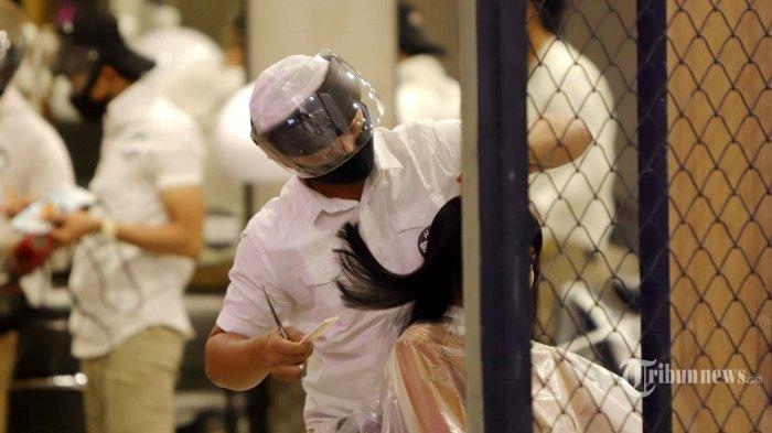 Saran Dokter Reisa Saat Perawatan Kecantikan di Salon Pada Masa Pandemi Covid-19,Jangan Lepas Masker
