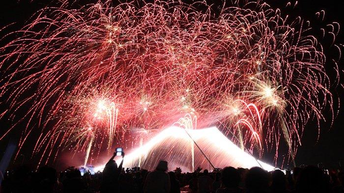 Cara Negara Asia Sambut Tahun Baru 2021: BTS Konser Online, Kereta Api Tokyo Vakum hingga 1 Januari