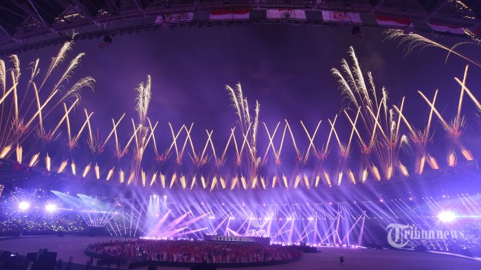 Popularitas Asian Games 2018 Kalahkan Piala Dunia