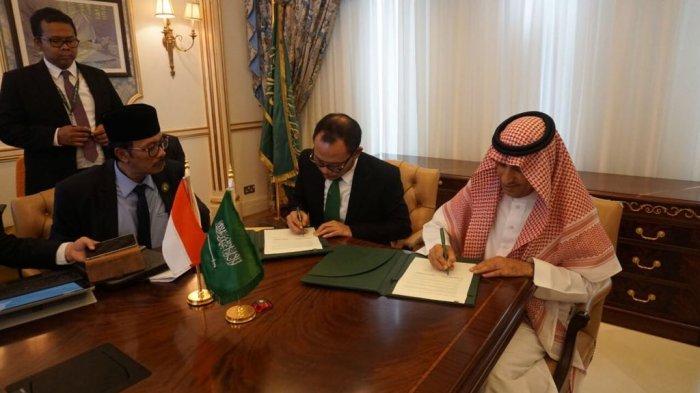 Sistem Baru WNI Bekerja di Saudi Disepakati