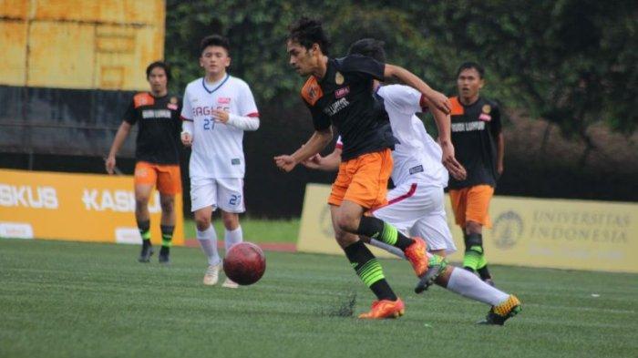 LIMA Football: Kesebelasan Universitas Budi Luhur Raih Kemenangan Keduanya