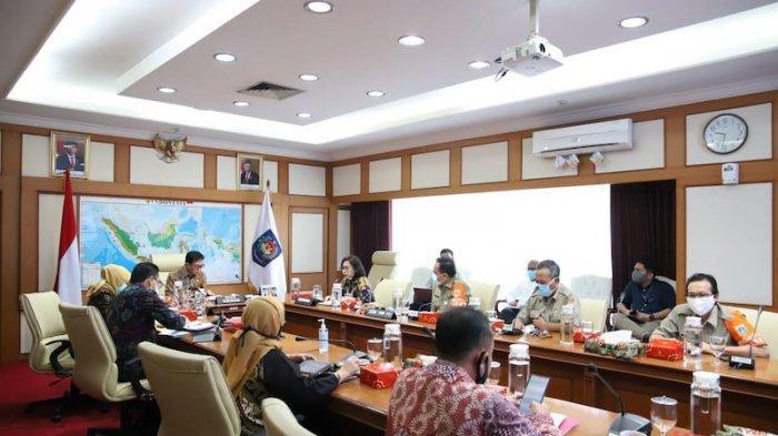 Kemendagri Gelar Rakor Fasilitasi Upaya Penyelesaian Permasalahan PPDB DKI Jakarta