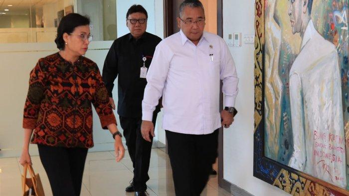 Menteri Kabinet Gelar Rapat Terkait Penghasilan Tetap Perangkat Desa