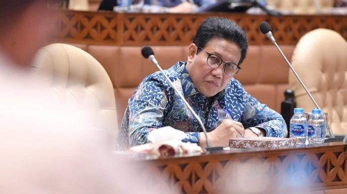 Mendes PDTT Beberkan Target Kerja Pembangunan Desa di Depan Komisi V DPR