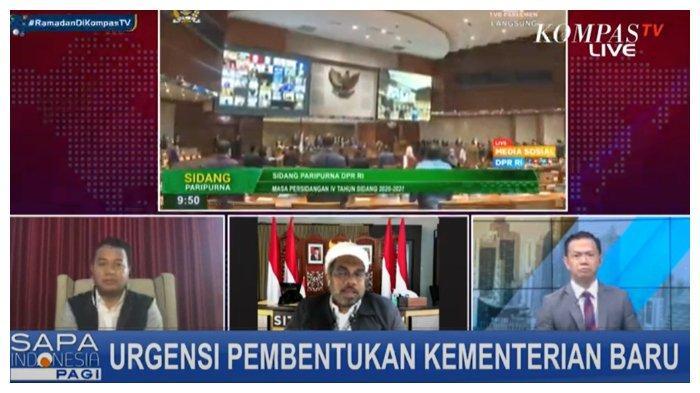 Wakil Ketua DPR Apresiasi Peleburan Kemendikbud dan Kemenristek