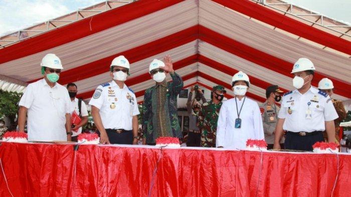 Tingkatkan Pengawasan dan Dukung Keselamatan Pelayaran, Ditjen Hubla Siapkan Kapal Patroli KPLP