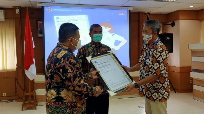 Awali Tahun 2021, Direktorat Kepelabuhanan Berhasil Peroleh ISO 9001:2015