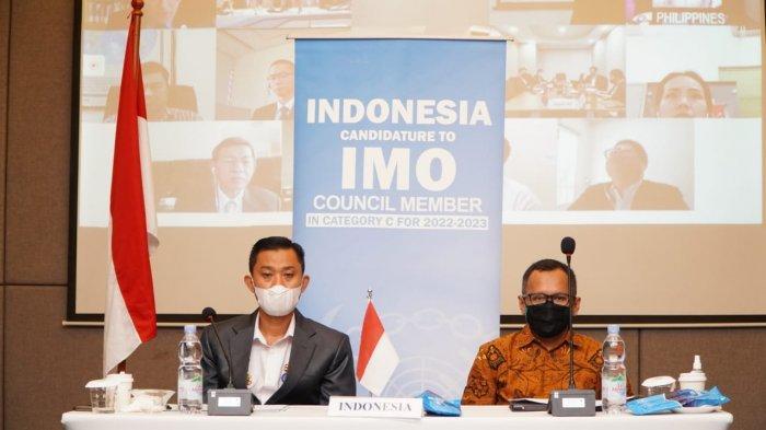 Intersessional Discussion on Covid-19: Pemerintah Indonesia Dukung Program ASEAN tentang Kepelautan