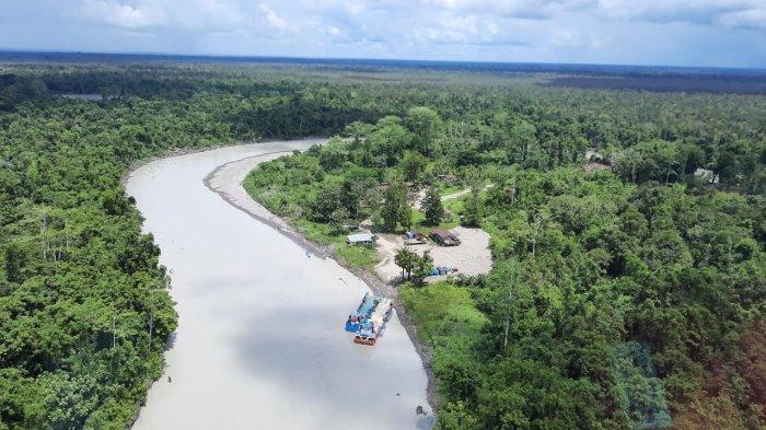 Pacu Distribusi Logistik. Kemenhub Hadirkan Tol Laut Papua di Kabupaten Nduga