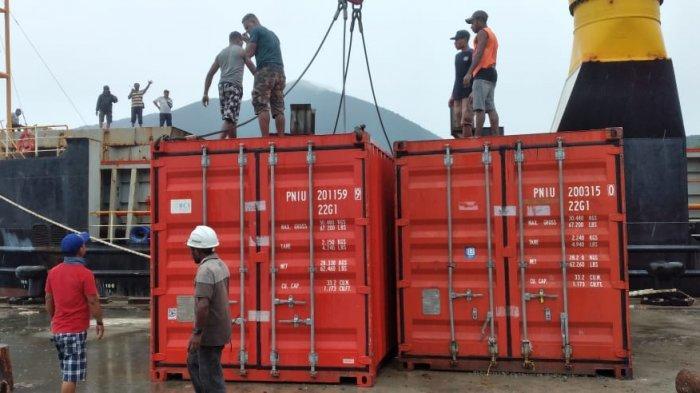 Tol Laut Bantu Hidupkan Geliat Perekonomian di Pelabuhan Depapre dan Sekitarnya