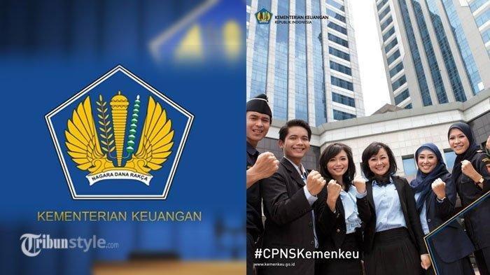 Kemenkeu Umumkan Formasi Khusus CPNS 2019 (Kolase Tribunstyle.com)