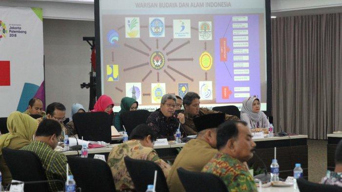 Ajak Temukan Solusi Tantangan Pembangunan Kebudayaan, Kemenko PMK Gelar Rakornas Pemajuan Kebudayaan