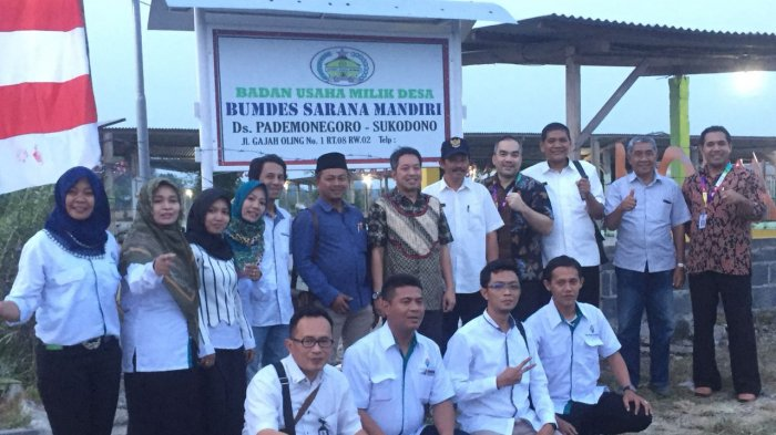 Sonny Tinjau Langsung Pemanfaatan Dana Desa di Provinsi Jawa Timur