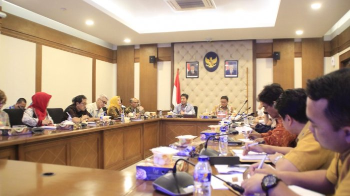 Kemenko PMK Gelar Rakor Pasca Keluarnya Inpres Penanganan Gempa Lombok