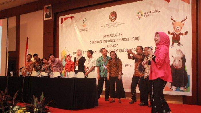 Kemenko PMK: Kreativitas SDM PKH Berkontribusi Kembangkan Gerakan Indonesia Bersih