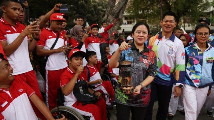 Menko PMK Ajak Masyarakat Gaungkan Asian Para Games 2018