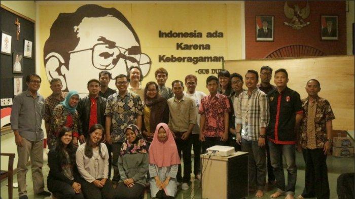 GNRM Gandeng Paritas Institut Membangun Jaringan Pemuda Penggerak Perdamaian