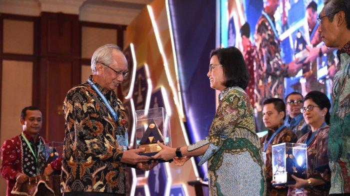Kemenko PMK Raih Penghargaan Opini WTP Lima Tahun Berturut
