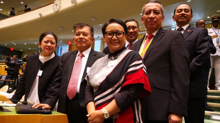 Dukung Perdamaian Dunia, Menko PMK Hadiri High Level Meeting on Global Peace