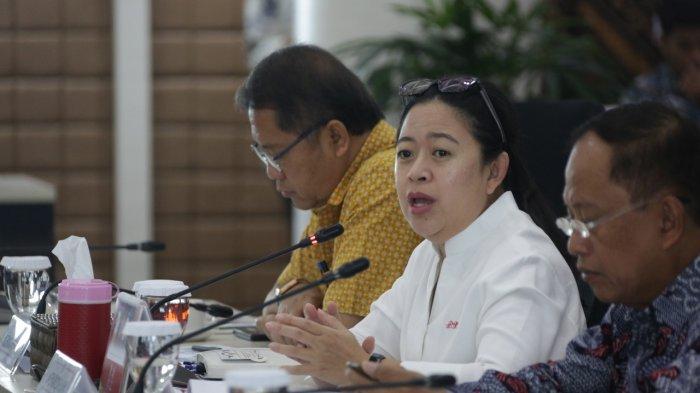 Menko PMK Pimpin Rapat Tingkat Menteri Rehabilitasi dan Rekonstruksi Pasca Bencana Gempa Bumi NTB