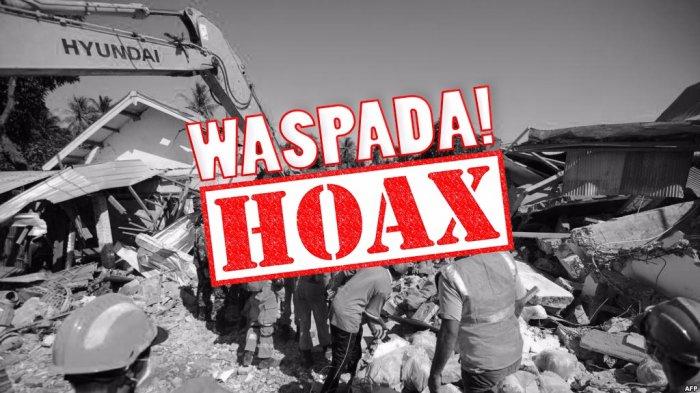 Tidak Sebarkan Hoax, Masyarakat Berkontribusi Ringankan Beban Korban Bencana