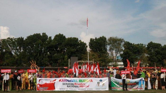 Semangat Sumpah Pemuda Tutup Penyelenggaran PKN Revolusi Mental tahun 2018